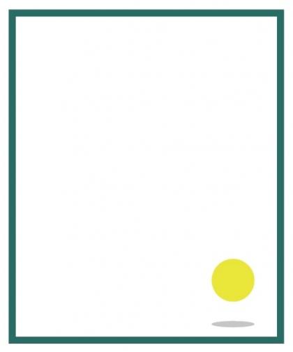 นามบัตร B035 Folded Classic