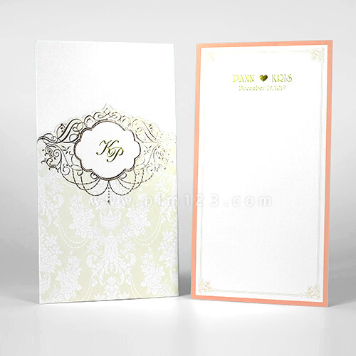 Card with Wrap